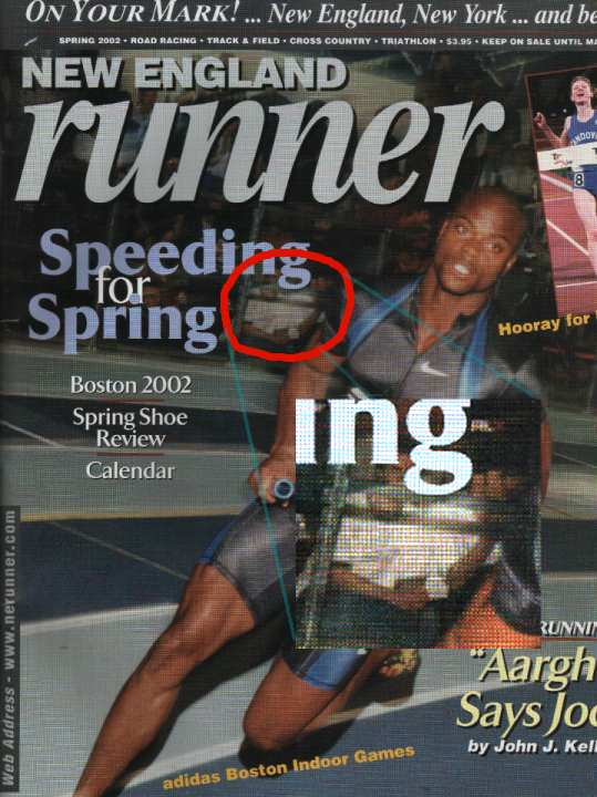 New England Runner Cover